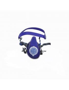 Kit Semimaschera Respiratore Spasciani Duo con filtri 2040 A2P3 R HomeSPASCIANI