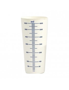 Bicchiere in carta graduato 600 ml HomeLADY'S LINE®
