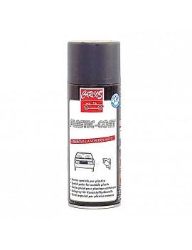 Smalto per plastiche spray PRIMERIZZATO grigio chiaro e scuro 400ml Home
