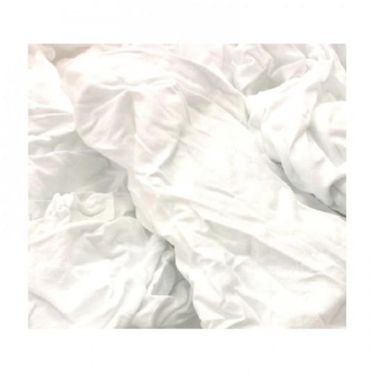Pezzame bianco in puro cotone sterilizzato confezione da 1-5-10-20 kg HomeLADY'S LINE®