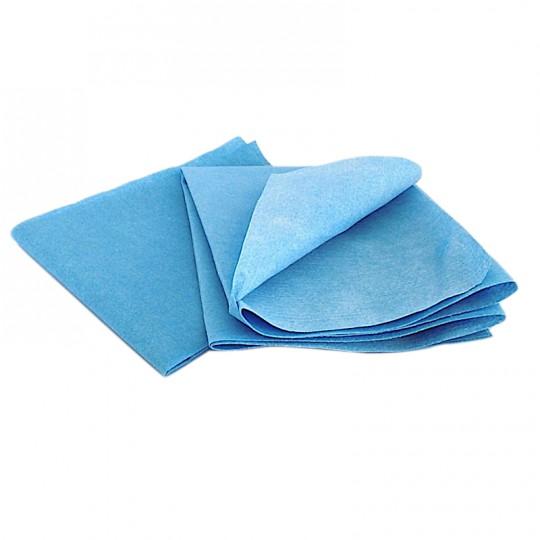 Panni TNT blu per asciugatura antisilicone senza pelucchi 40 x 60cm HomeLADY'S LINE®