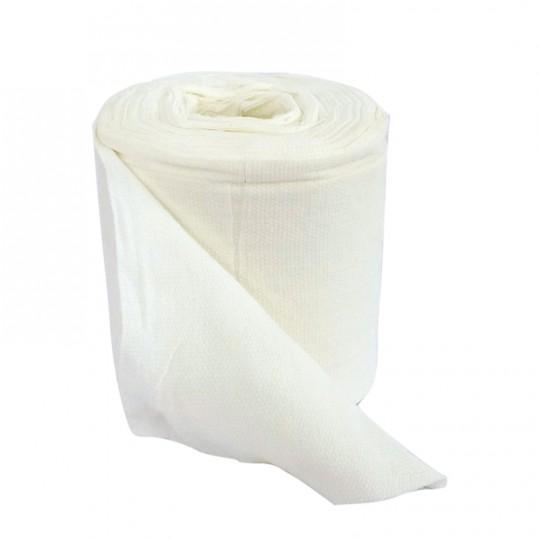 Rotolo TNT bianco per antisilicone/lucidatura 60 strappi 29,5 x 29,5cm