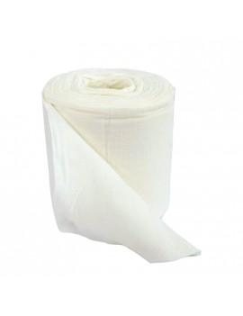 Rotolo TNT bianco per antisilicone/lucidatura 60 strappi 29,5 x 29,5cm HomeLADY'S LINE®