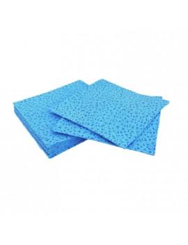 Panno azzurro stellato per stesura e asciugatura antisilicone 40 x 40cm HomeLADY'S LINE®