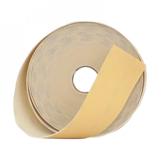 Rotolo di carta abrasiva spugnosa soft diverse grane 115mm x 25mt