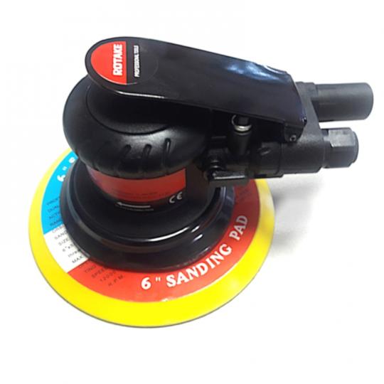 Rotorbitale palmare Ø 150 mm con aspirazione orbita 5 mm leggerissimo HomeLADY'S LINE®