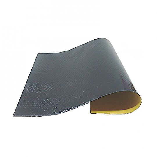 Pannello a rombi o liscio insonorizzante 50 x 50cm foglio bituminoso adesivo HomeLADY'S LINE®