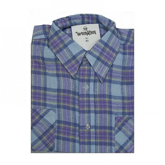 Camicia felpata da lavoro 1137/70 taglia XL Home