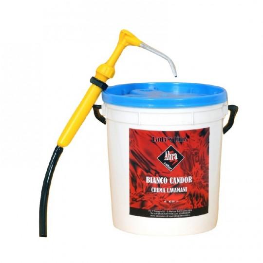 Crema lavamani bianco candor HomeLADY'S LINE®