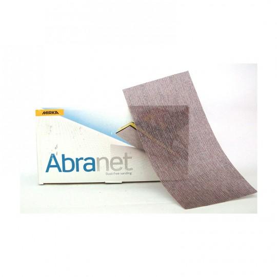 Foglio abrasivo a rete ABRANET ® - MIRKA 70x125mm 70x198mm 115x230mm grane varie HomeMIRKA