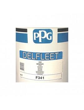 Resina poliuretanica F341 Binder PPG 20 lt legante alte prestazioni per smalti 2k HomePPG DELFLEET