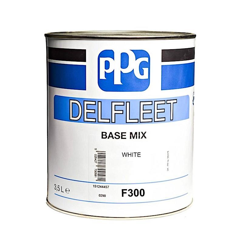 Base Delfleet PPG F300 WHITE 3,5 lt Base tintometrica PPG Delfleet industriale HomePPG