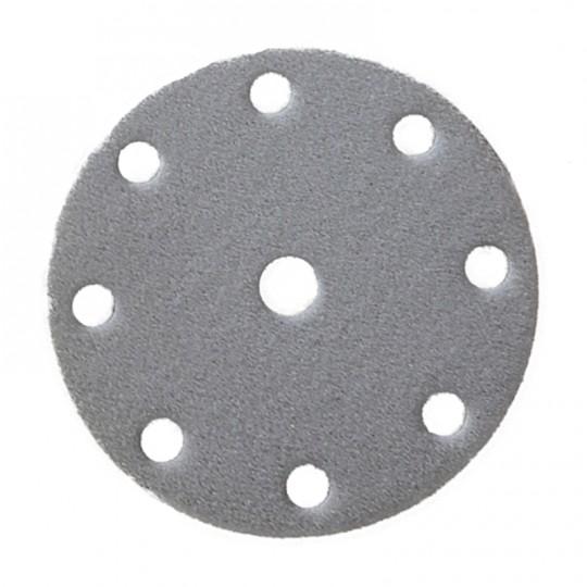 Interfaccia spugnosa 9 -21 fori e microforata velcrata Ø 150mm spessore 5 e 10 mm - 1 pz HomeLADY'S LINE®