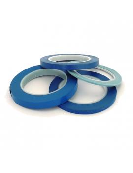 Nastro adesivo azzurro per filetti-curve-decorazioni in caucciù 3-6-9-12mm HomeLADY'S LINE®