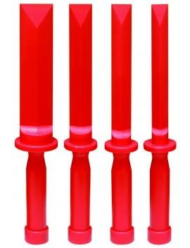 Kit scalpelli indispensabile per la rimozione sicura delle modanature 4 Pz HomeLADY'S LINE®