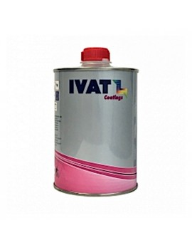 KIT Trasparente lucido+Catalizz. x fari/policarbonati IVAT KKL.1000 0,5lt CATALISI 40% HomeIVAT INDUSTRIA VERNICI ALTO TEVERE