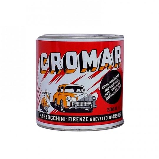 Pasta abrasiva Cromar TA Mordente e lucidante da 500ml e da 2000ml