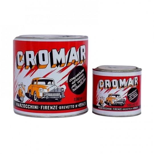 Pasta abrasiva Cromar TA Mordente e lucidante da 500ml e da 2000ml HomeCROMAR
