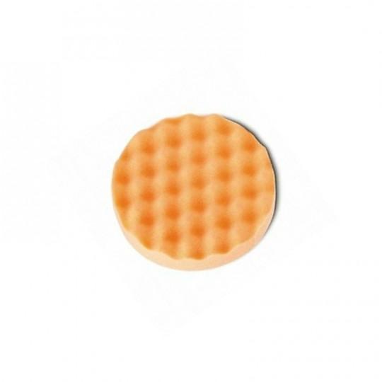 Tampone BUGNATO in spugna di diversa densità Ø180 alto 30mm speciale per da lucidatura HomeLADY'S LINE®